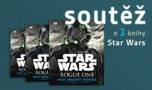 Mezigalaktická soutěž o tři velké obrazové průvodce Star Wars: Rogue One