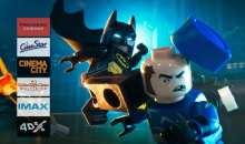 Dětské předpremiérové projekce animáku LEGO® Batman film v Premiere Cinemas a dalších multikinech