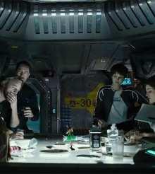 Speciální pětiminutová ochutnávka sci-fi thrilleru Vetřelec: Covenant