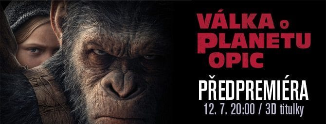 Re: Válka o planetu opic / War for the Planet of the Apes (2