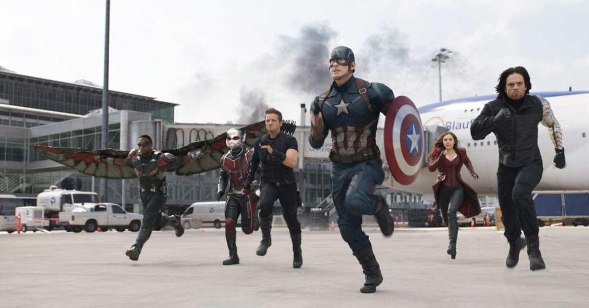 Captain America: Občanská válka (2016)