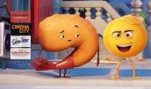 Dětské předpremiéry animáku Emoji ve filmu v Premiere Cinemas, Cinema City, CineStar a GAC