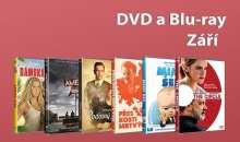 DVD a BD zářijové Bontonfilm novinky nám zpestří začátek nového školního roku