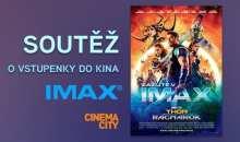 Soutěžte o vstupenky do kina IMAX na film Thor: Ragnarok