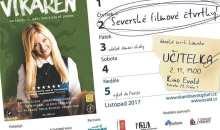 Severský filmový čtvrtek, listopad a dánská hororová komedie Učitelka