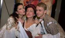 V muzikálu Romeo a Julie se do sebe zamilují Lukáš Randák a Ivana Korolová