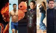 Nejočekávanější i překvapující pokračování oblíbených filmových sérií v roce 2018