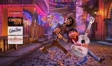 Dětské předpremiéry animáku Coco v Premiere Cinemas, Cinema City, CineStar a GAC