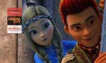 Dětské předpremiéry animáku Sněhová královna: Tajemství ohně a ledu v Premiere Cinemas, Cinema City a GAC