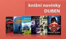 Dubnové knižní novinky od Albatros Media nás naladí na cestování i pohádková dobrodružství