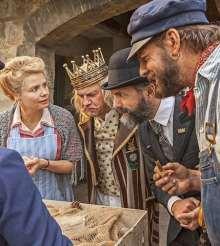 Dětské předpremiéry filmu Jim Knoflík, Lukáš a lokomotiva Ema v Premiere Cinemas, Cinema City a GAC