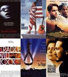 Filmy Tima Robbinse: Od pilotování letadla po drama ve vězení