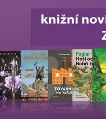 Ponaučení i pohádková dobrodružství, to je září a tucet knižních novinek od Albatros Media