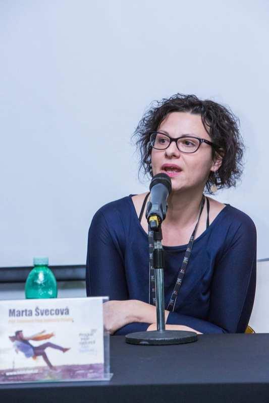 Marta Švecová
