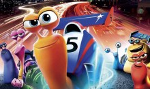 Pět postaviček na rychlých plakátech k animáku Turbo