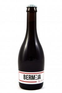 botellín de cerveza Bermeja