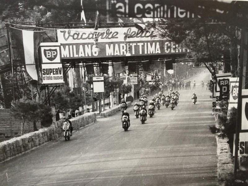 Circuito motociclistico di Milano Marittima