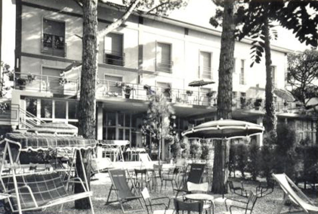 Hotel Gioia Marina - Via Oberdan, Fam. Medri (oggi appartamenti)