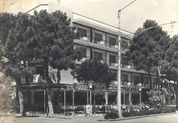 Hotel Prince Palace - Viale Matteotti, Fam. Masetti
