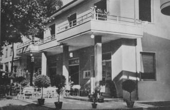 Bar Meris in Viale Forlì a Milano Marittima