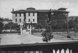 Anni '40, Hotel Mare Pineta