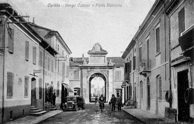 Le antiche porte di Cervia