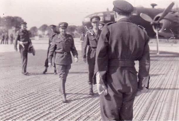 Il generale Alexander a Milano Marittima