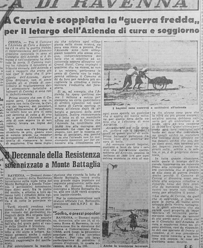 Tassa di soggiorno  Il blog di Cervia e Milano Marittima