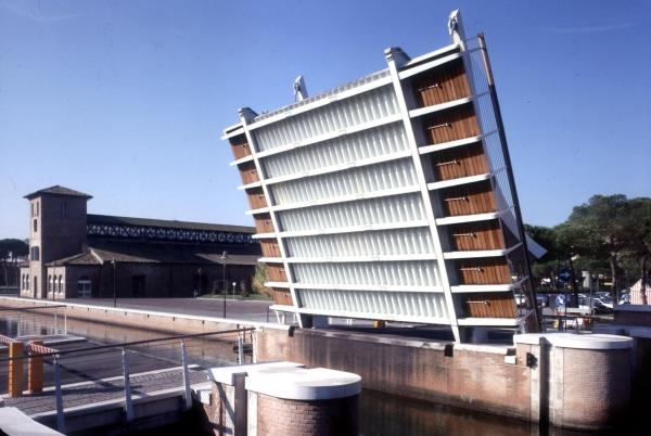 Il Ponte Mobile di Cervia