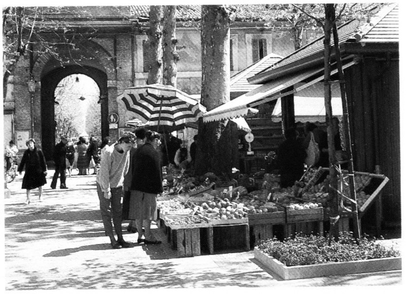 La Piazza Pisacane