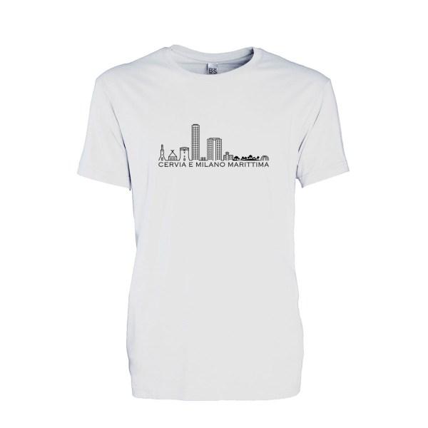 T-shirt bambini unisex - Skyline