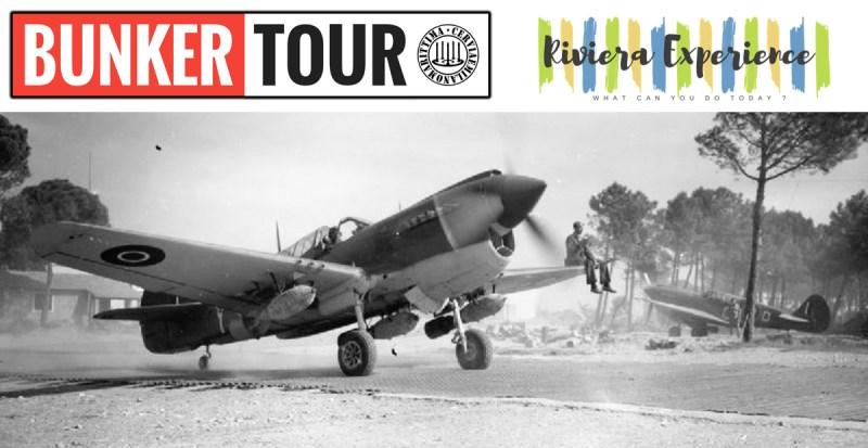 Bunker Tour: l'aeroporto nella pineta