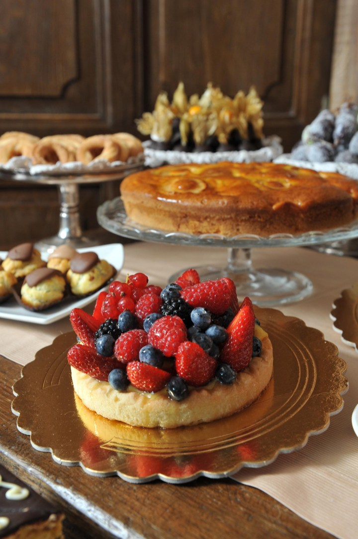 Bucaneve Hotel and Wellness Pastry