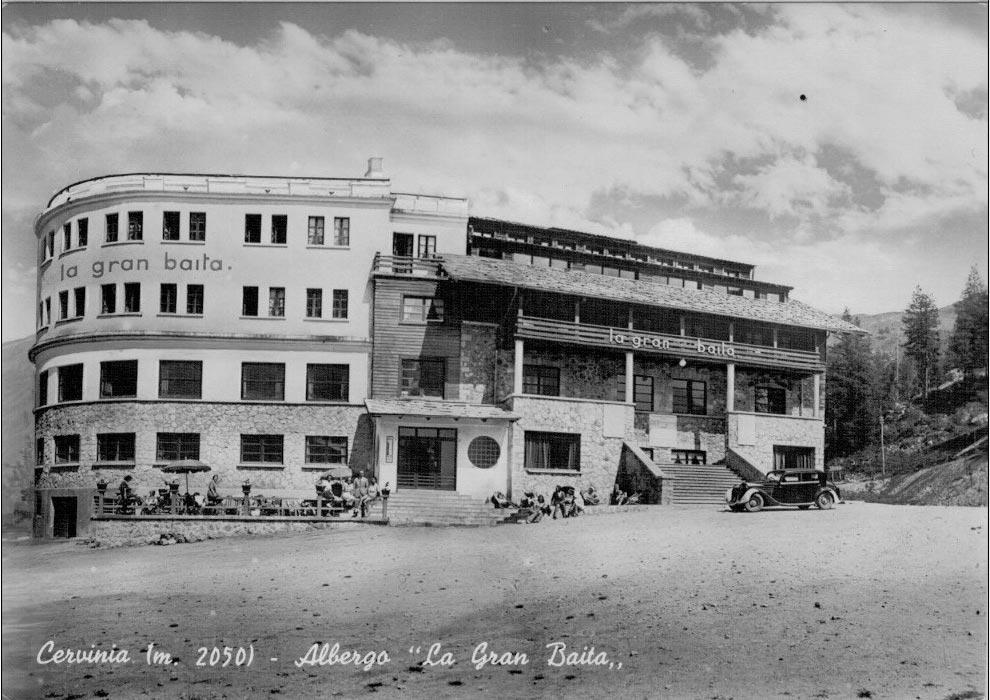 Gran Baita 1945-48