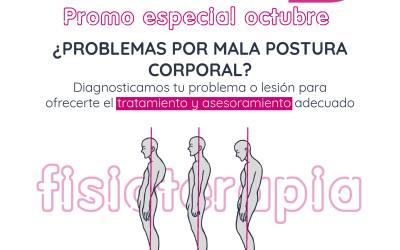 Fisioterapia Corrección Postural
