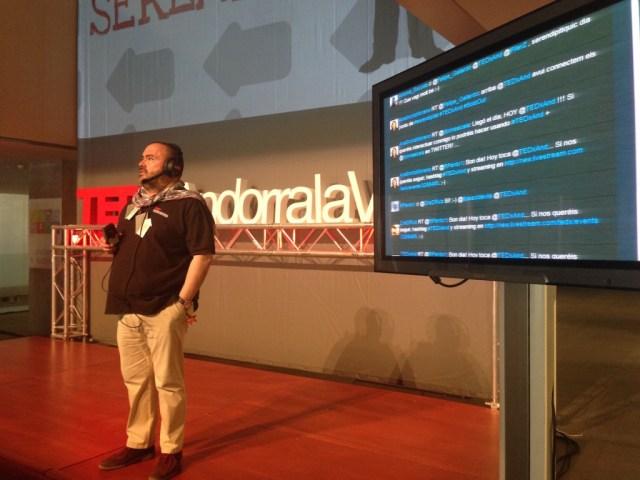 Felip Gallardo, director TEDx AndorralaVella