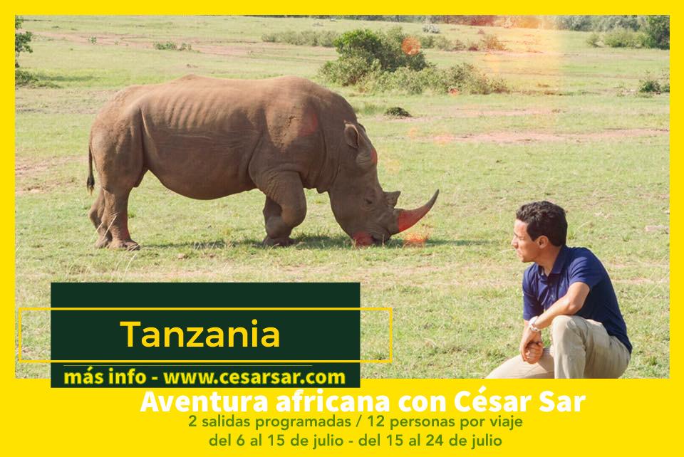 Aventura africana con El Turista - Viaje a Tanzania