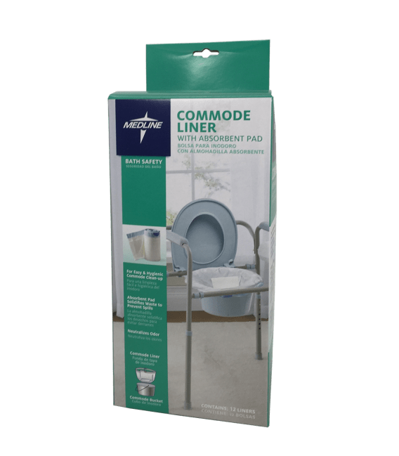 power chair lift world market metal chairs commode liners with absorbent pads for most buckets