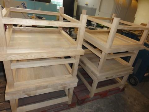Fabrication en bois massif