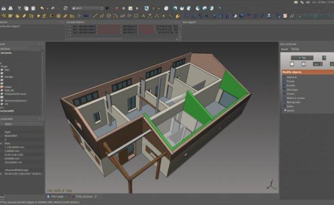 Freecad Parametric 3d Cad Modeler Software