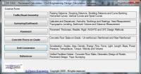 Pavement Calculator - Pavement Design Calculator Software