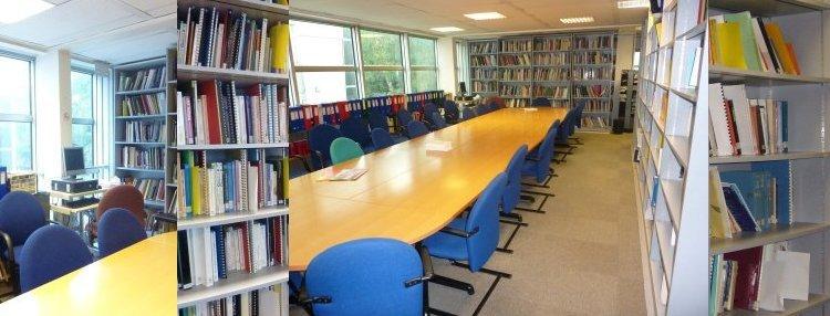 Salle de réunion du CESDIP