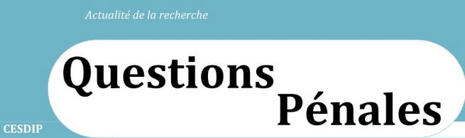 Questions Pénales : Les contrôles d'identité et les jeunes Parisiens