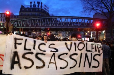 If French police won't stop brutality, the government must step in