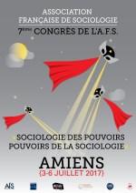 7e Congrès de l'AFS : Sociologie des pouvoirs, pouvoirs de la sociologie