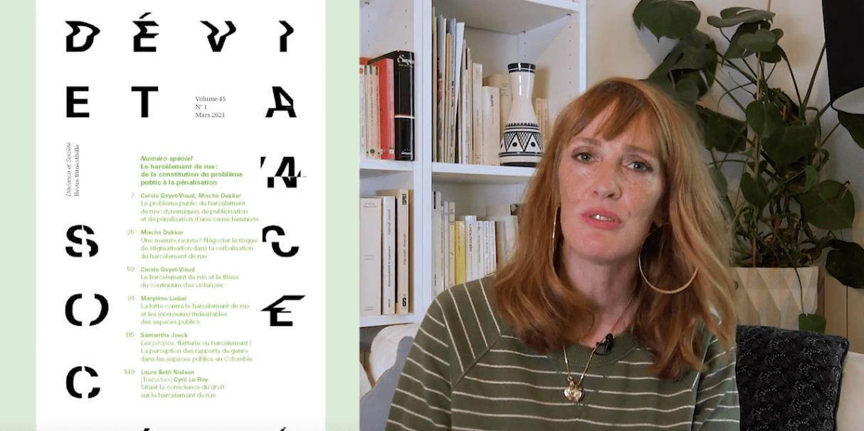 La minute recherche de Carole Gayet-Viaud