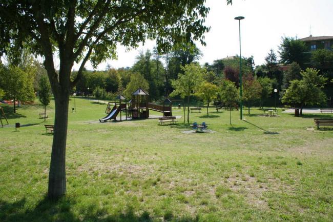 Risultati immagini per parco di fabio cesena