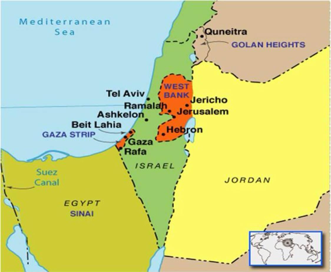 Questions De Geographie Nations Pour Israel
