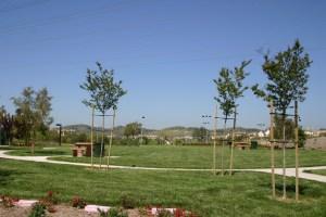 Sprawling park among Ladera Ranch Homes