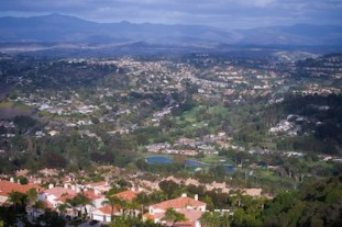 Aerial Of Laguna Niguel Looking East From Pacific Rim Drive